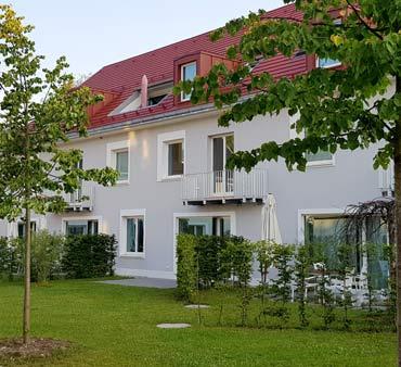 Saliterhof - München-Perlach Pilar von Pilchau
