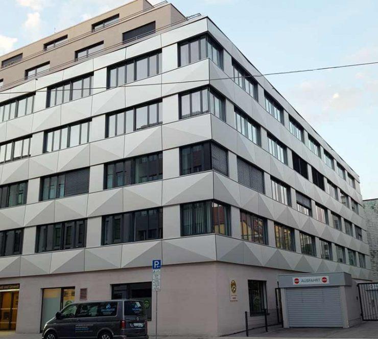 Schwanthalerstrasse München Pilar von Pilchau